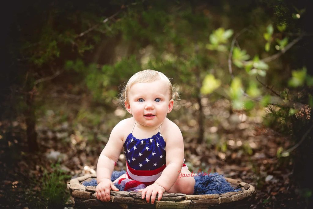 baby photographer, baby photographer killeen, baby pics, salado, texas baby photographer, red white and blue