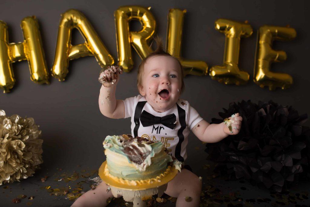 cake smash, first birthday cake, golden birthday, lawton photographers, okc photographers, wichita falls photographers, wichita falls, texas photographers, wichita falls photographers, oklahoma city photographers,